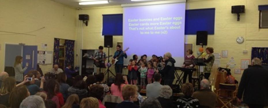 The Farnhams and Hedgerley Community Church » Easter Eggstravaganza